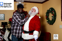 2012 12 15 NationWide Insurance Photos with Santa