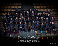 Davis College 2014 Class Photo
